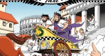 Roman Taxi